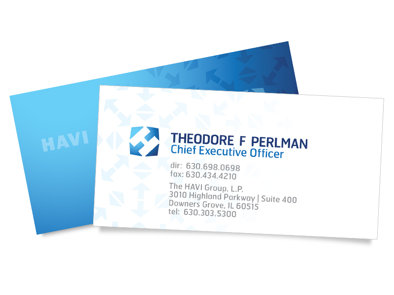 HAVI Business Card